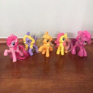 My Little Pony Lot - 5 figures